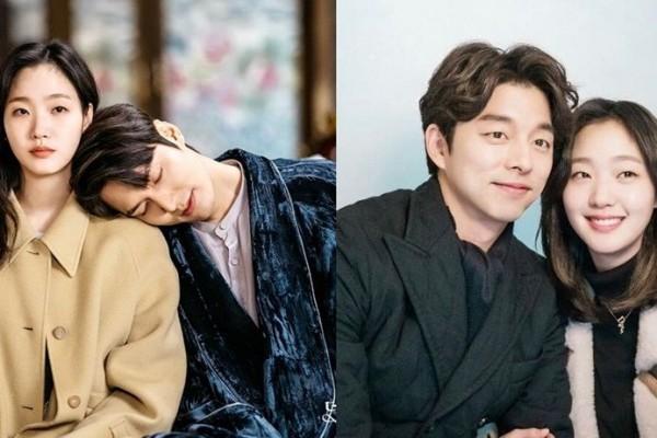 10 Adu Mesra Kim Go Eun & Kekasih di Goblin Vs The King: Eternal
