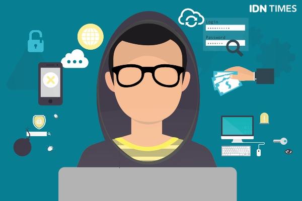 10 Hal Simpel yang Bikin Komputer atau Laptop Gampang Diretas