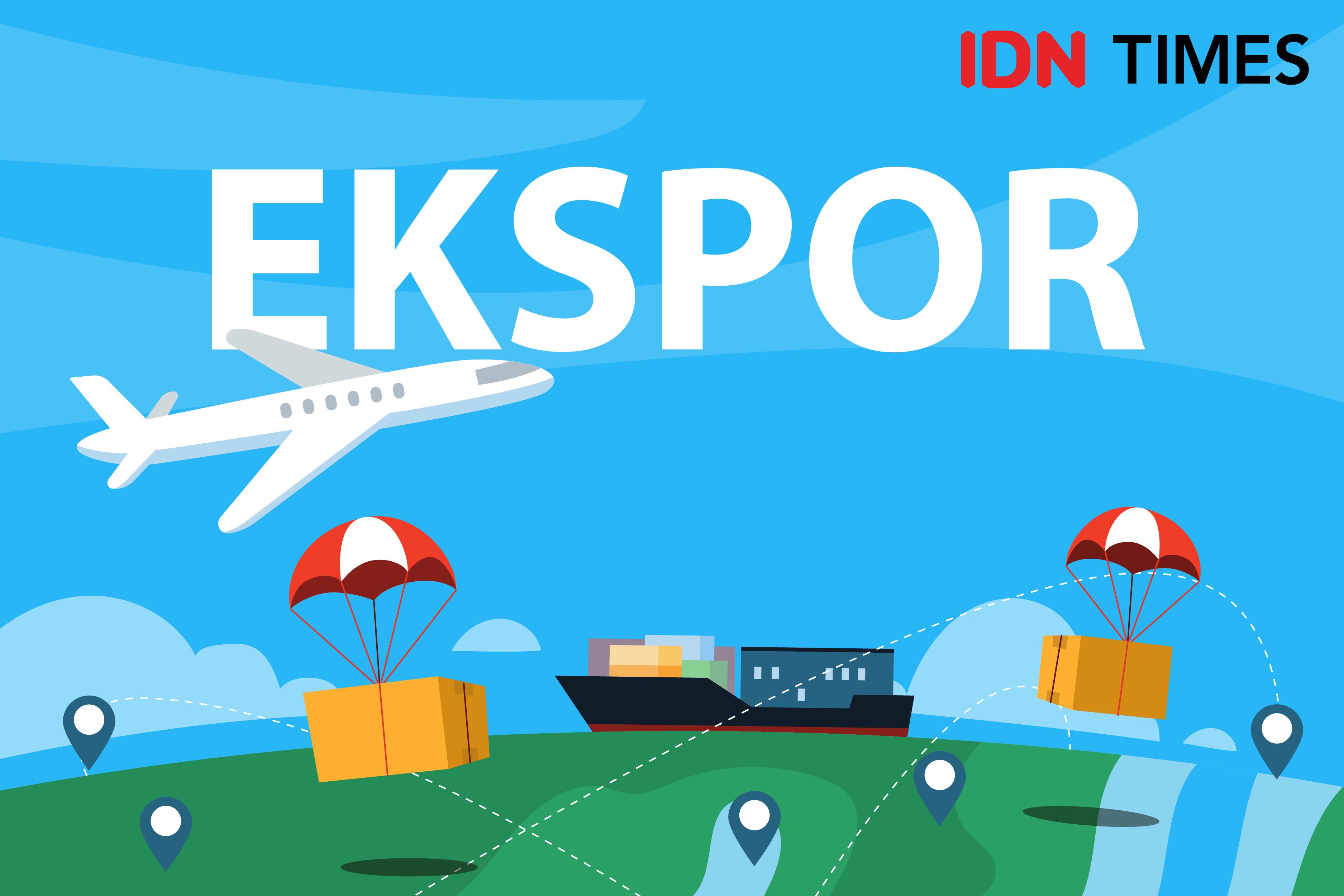 BPS: Neraca Perdagangan Indonesia Juni 2020 Surplus US$1,27 Miliar