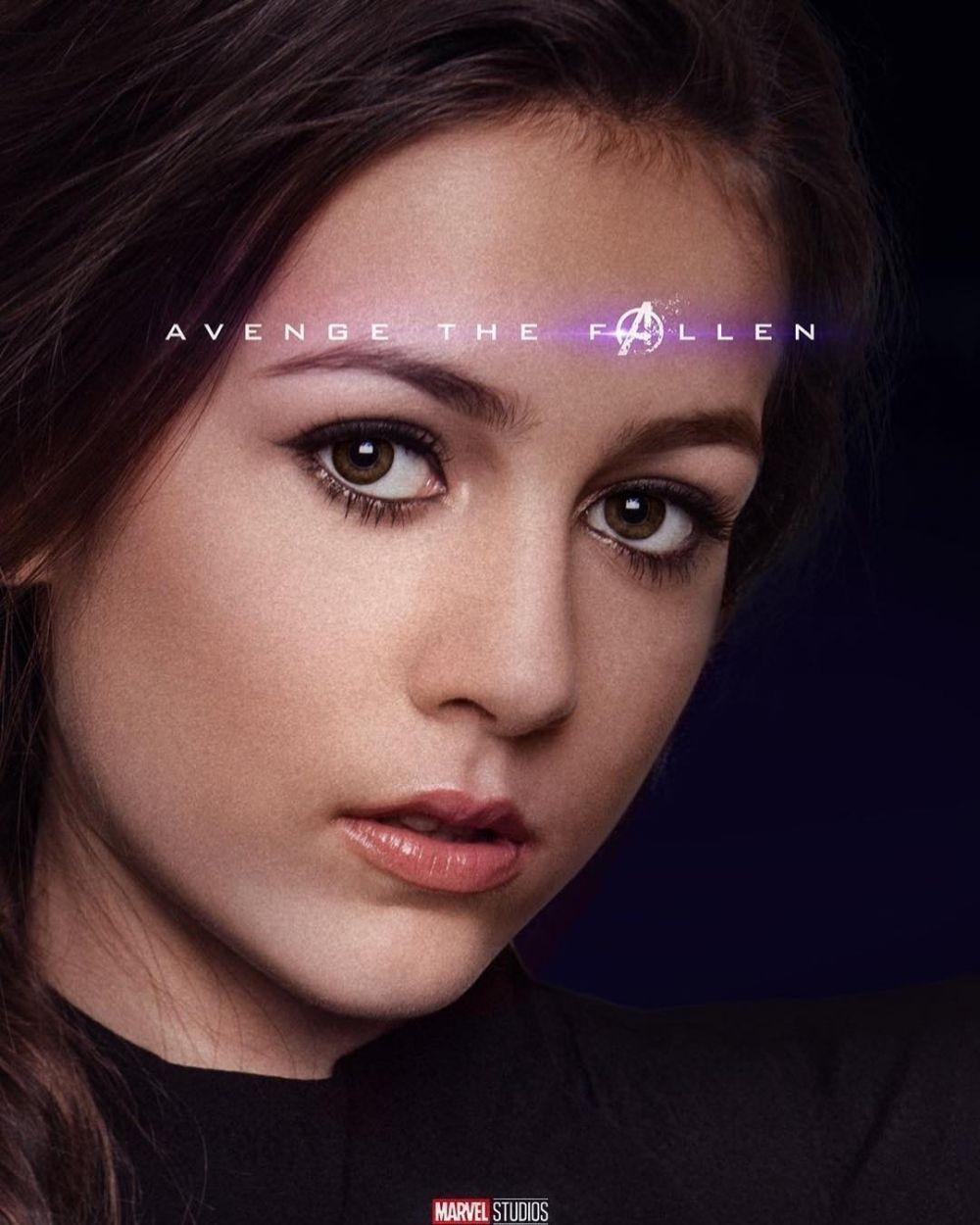 10 Potret Emma Fuhrmann, Aktris Avengers: Endgame yang Bikin Terpana