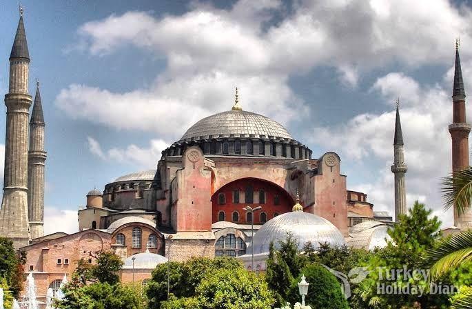 Pengadilan Turki Ubah Status Hagia Sophia dari Museum Jadi Masjid