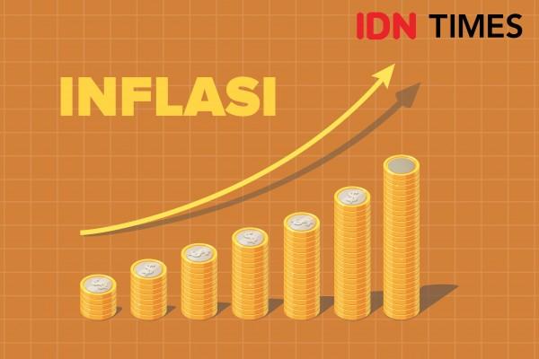 BPS Catat Inflasi 0,28 Persen pada November