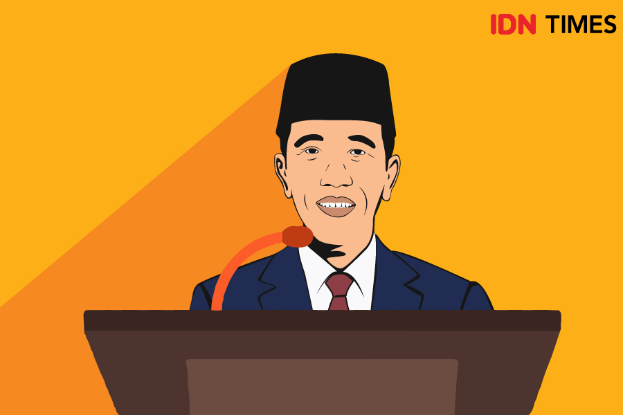 Usai Lantik 5 Dewan Pengawas LPI, Jokowi Tagih Nama Dewan Direksinya