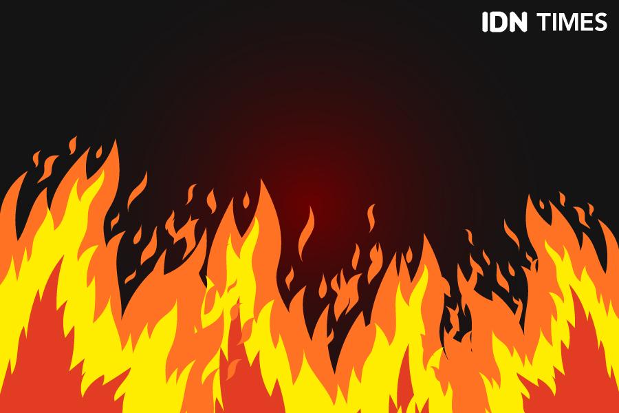Pasaraya Manggarai Kebakaran, Api Diduga Bersumber dari Panel Listrik