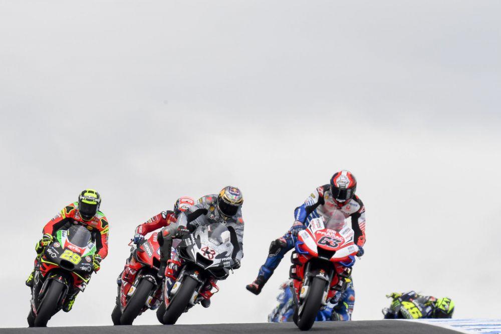 MotoGP Kembali Rilis Kalender Sementara, Mandalika Masih Cadangan