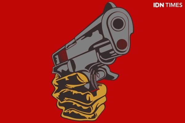 Penembakan Massal di Rusia, 11 Orang Meninggal