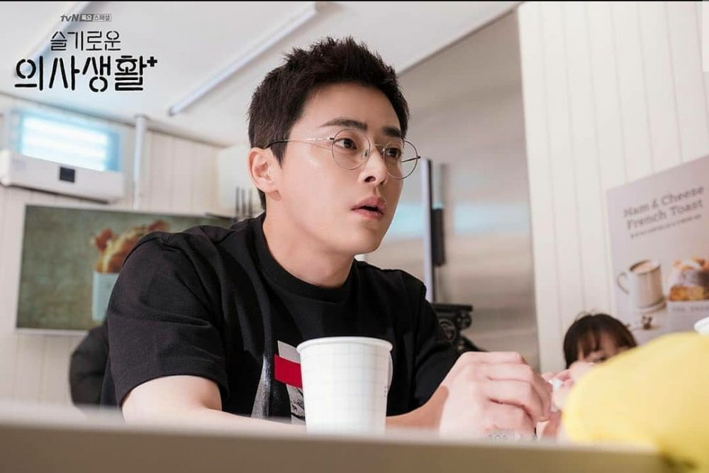 10 Potret Jo Jung Suk Pemeran Lee Ik Jun di KDrama Hospital Playlist