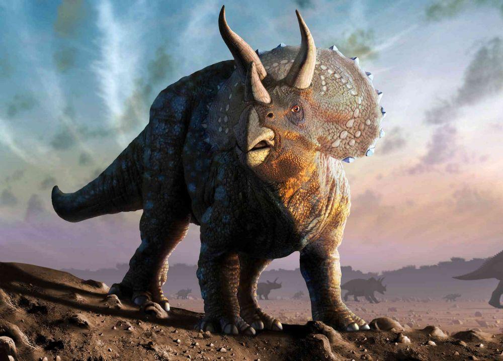 Tidak Makan Daging, Ini 5 Dinosaurus Herbivora yang Paling Terkenal