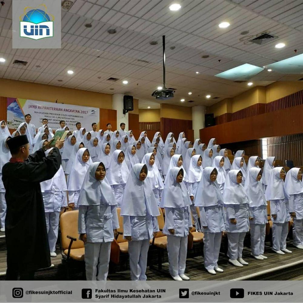 13 Universitas Negeri dengan Jurusan S1 Keperawatan Terakreditasi A