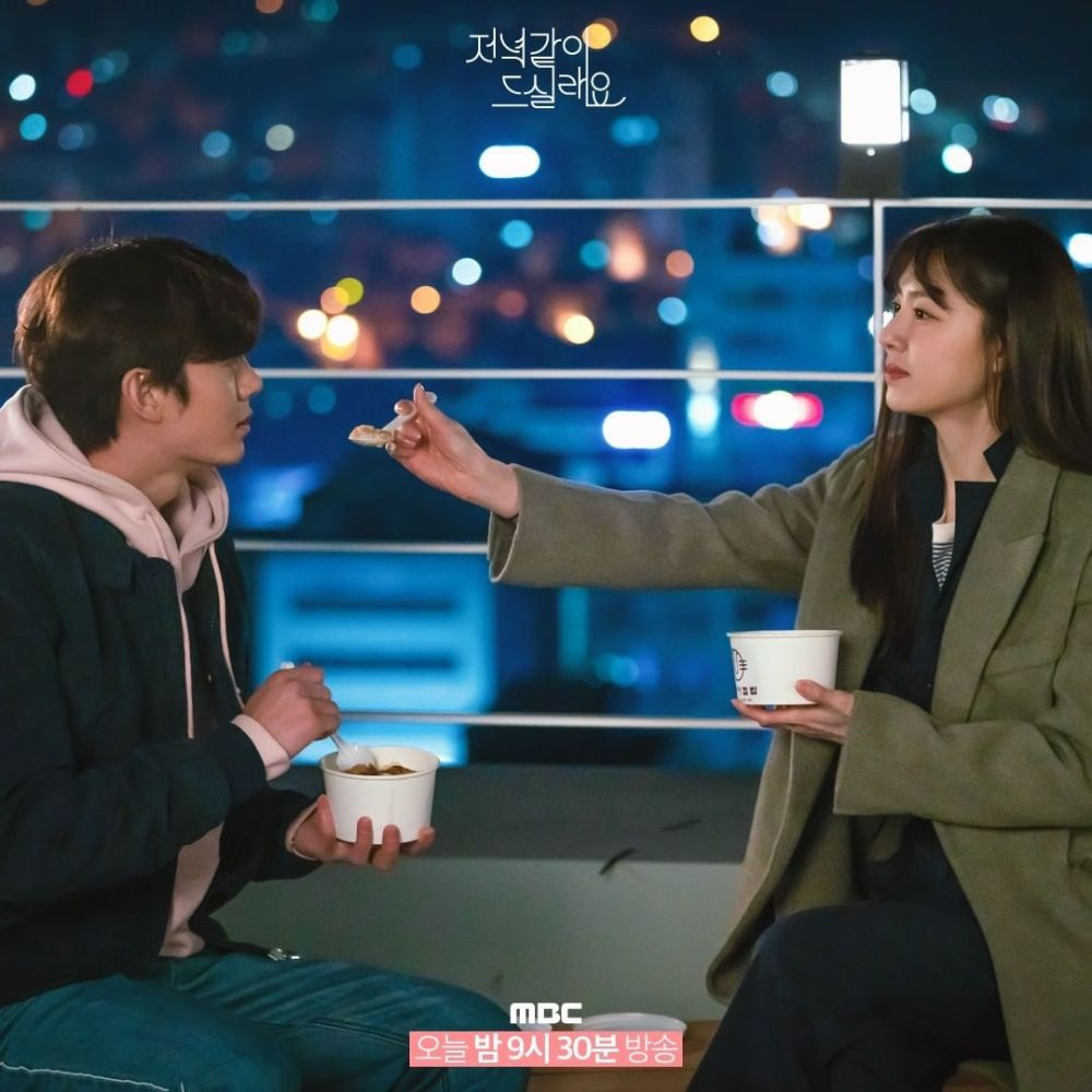 19 Quotes on KDrama Dinner Mate for you, the Gabut after the End of Love