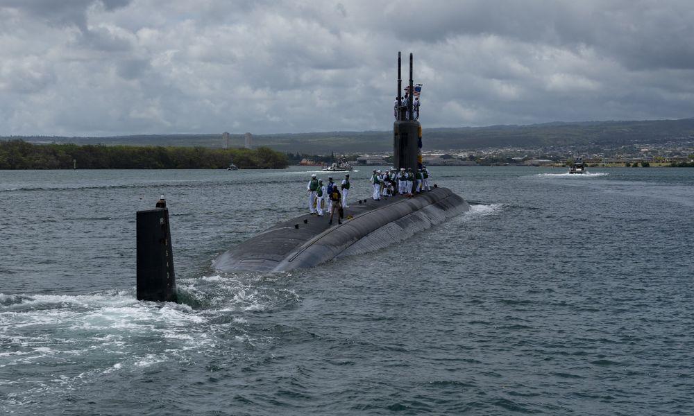 PM Australia Tidak Menyesal Batal Pesan Kapal Selam Nuklir Prancis