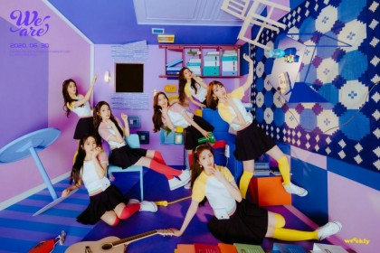 7 Profil Member Weeekly, Girl Grup Baru Naungan Play M Entertainment