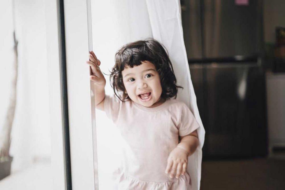 10 Potret Manis Kalea, Putri Tarra Budiman yang Makin Curi Perhatian