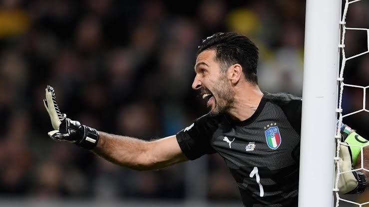 8 Pemain Italia dengan Caps Terbanyak Hingga saat Ini, Buffon Teratas!