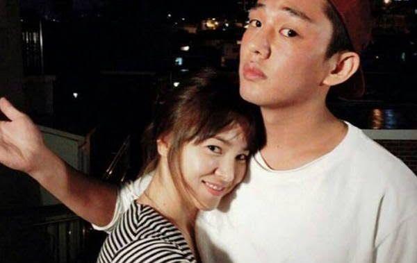 Bersahabat, 9 Potret Akrab Song Hye Kyo & Yoo Ah In yang Bikin Gemas