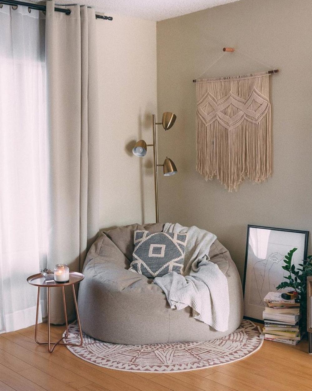 9 Ide Dekorasi Sudut Ruangan Biar Lebih Estetik, Cocok Jadi Spot Foto