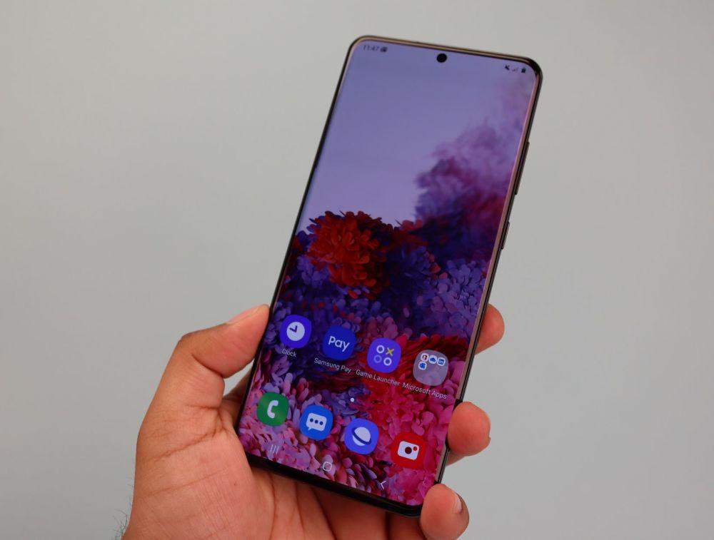 5 Smartphone High-End Samsung 2020 untuk Vlogger dan YouTuber
