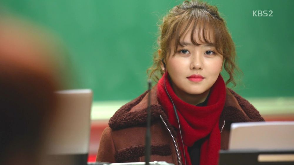 10 Korean Actresses with Cute Faces that Fit the Act of Professional Workers