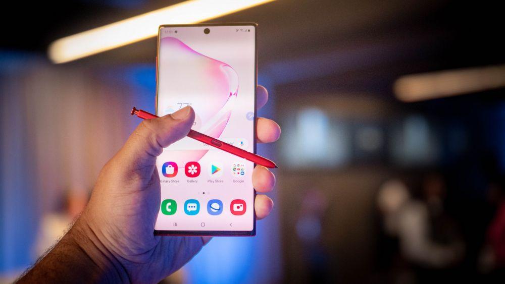 5 Samsung 2020 High-End Smartphones for Vlogger and YouTuber