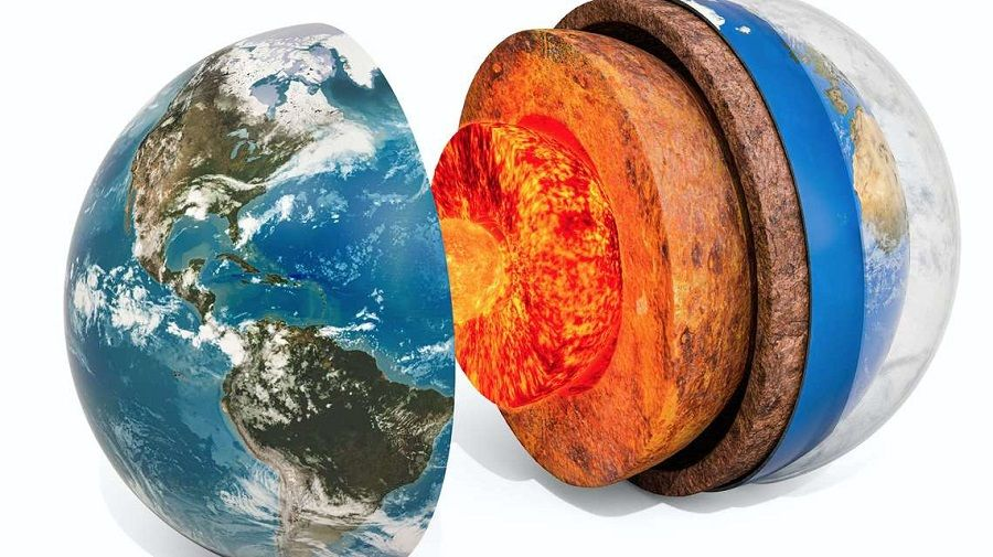 5 Structure of the Parts of the Earth that Support Life Inside, What Are They?