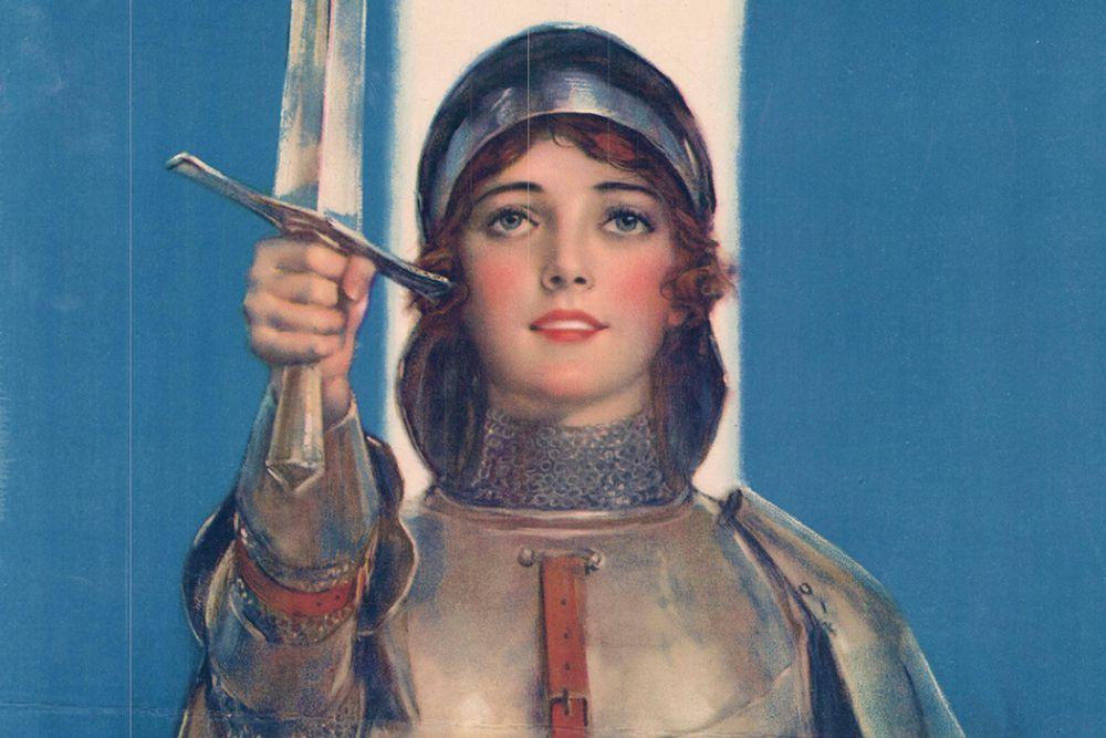 5 Ksatria Perempuan yang Namanya Menjadi Legenda di Negaranya