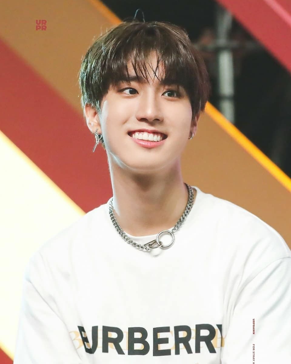 10 Potret Imut Han Stray Kids, Squirrel Kesayangan Para Stay
