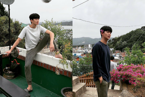 10 Potret Kim Soo Hyun di Behind the Scene 'It's Okay to Not Be Okay'