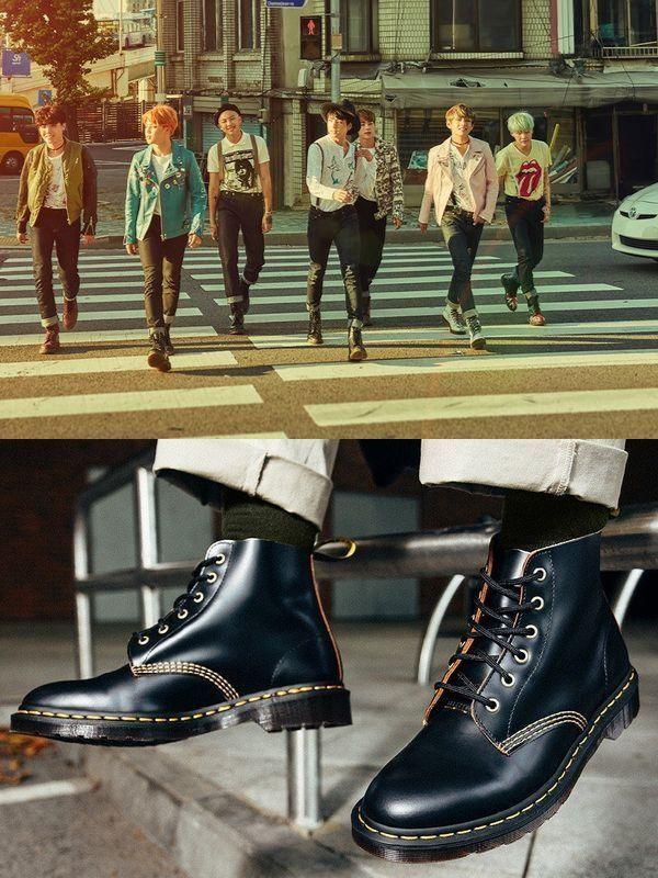 5 Rekomendasi Sepatu Cowok untuk Bergaya ala Bintang KPop
