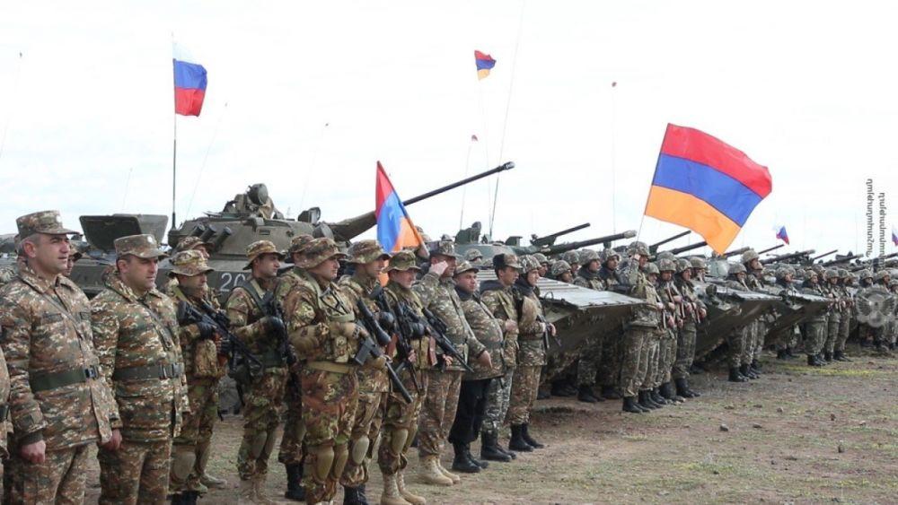 Armenia Tertarik Perluas Pangkalan Militer Rusia di Gyumri