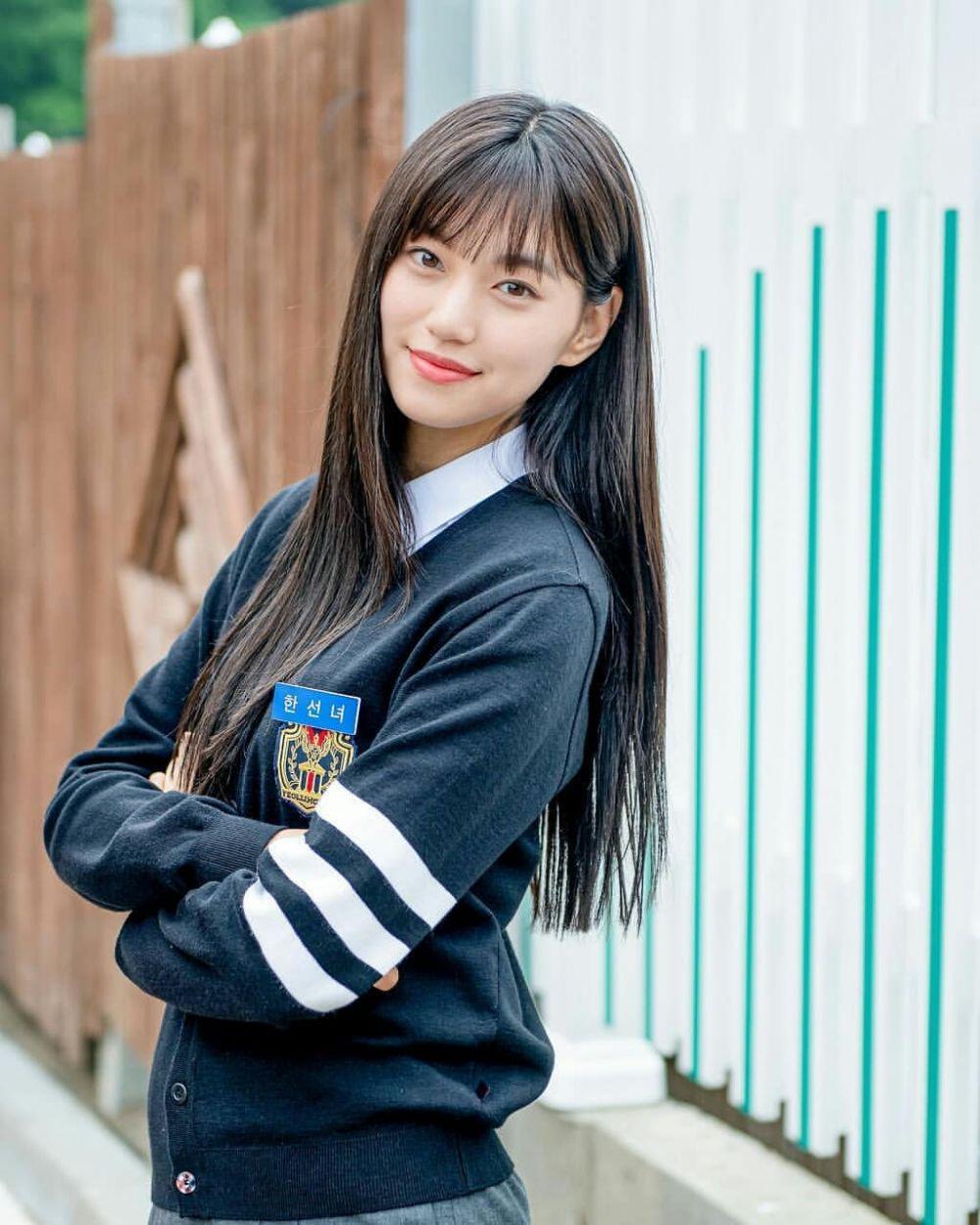 9 Potret Kim Doyeon Weki Meki, Lawan Main Kim Minkyu di 'Pop Out Boy'