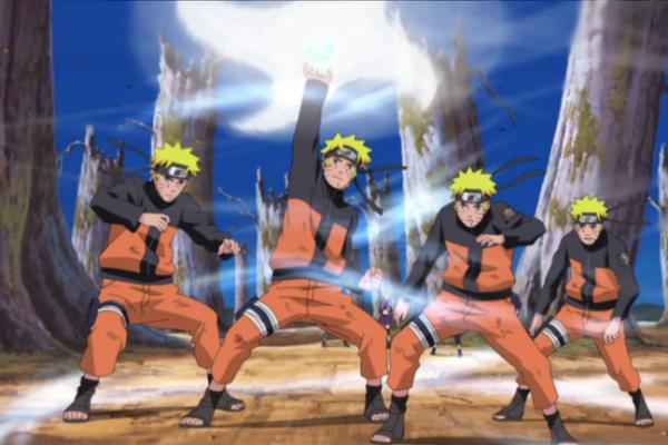 5 Jutsu Terkuat dari Setiap Karakter Utama Seri Naruto