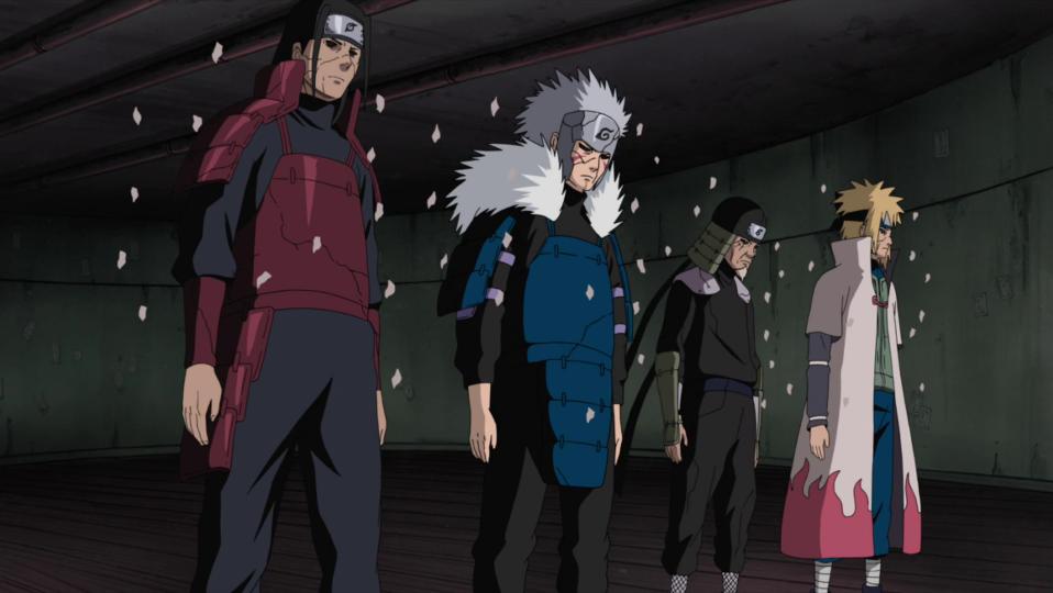 5 Jurus Terlarang yang Paling Kuat dalam Anime Naruto