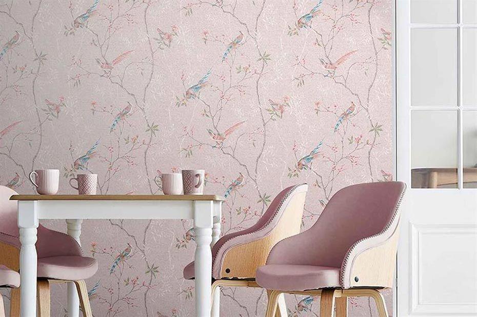 6 Inspirasi Interior Warna Pink yang Kekinian dan Gak Pernah Mati Gaya