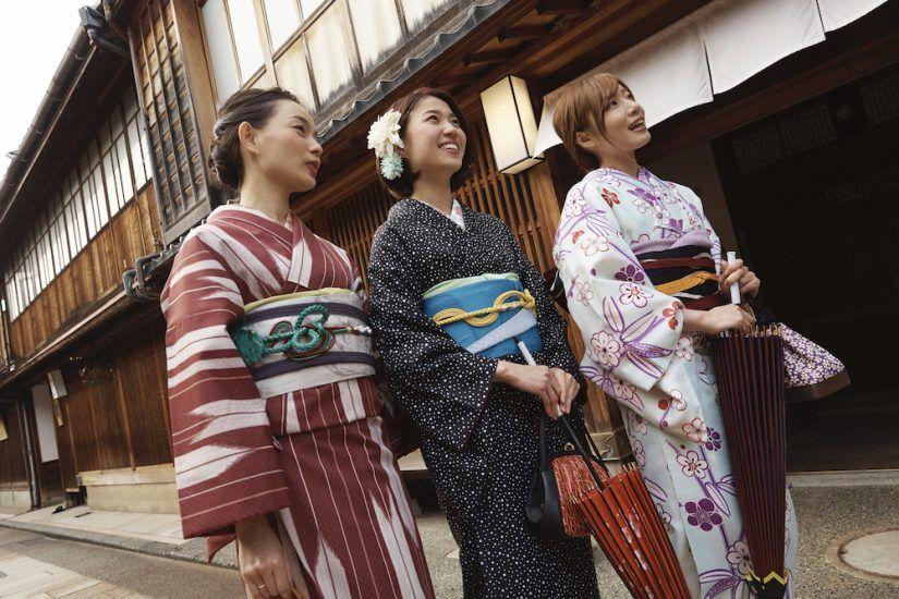 8 Macam Pakaian Tradisional Jepang, Apa Sih Perbedaannya?