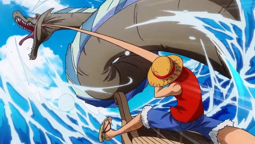 5 Karakter One Piece yang Dapat Dikalahkan oleh Alphonse Elric