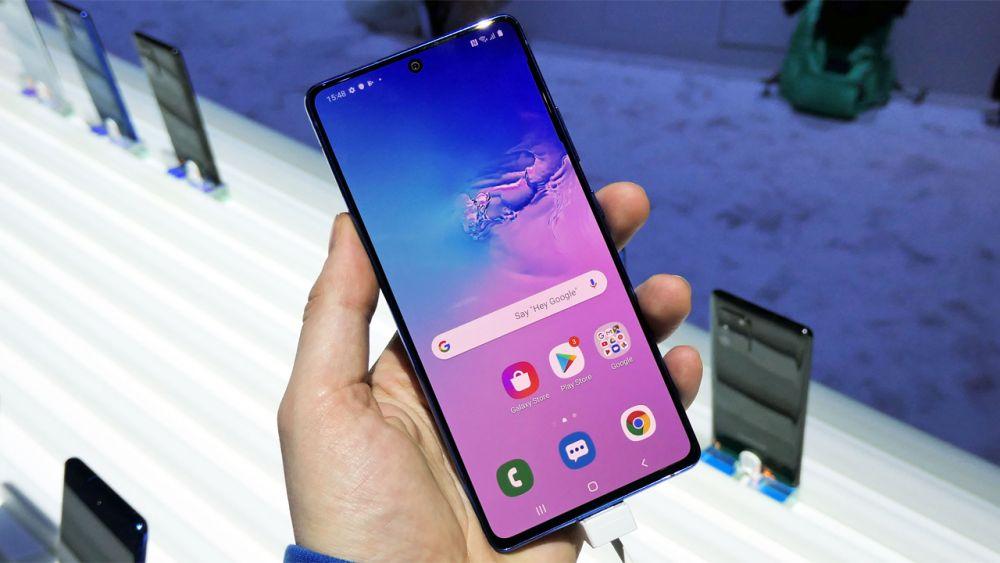 Rp9 Jutaan dan 5 Alasan Lain untuk Meminang Samsung Galaxy S10 Lite