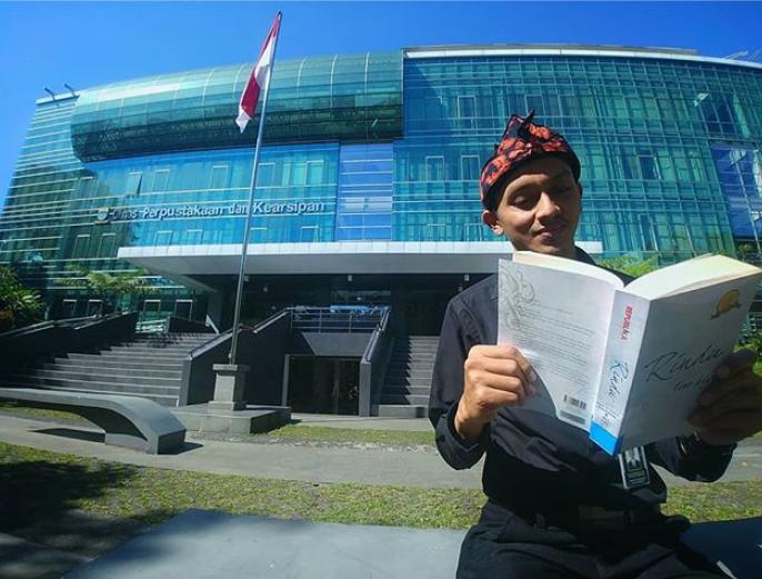 5 Perpustakaan Kece di Bandung, Ada yang Dapat Penghargaan Dunia!