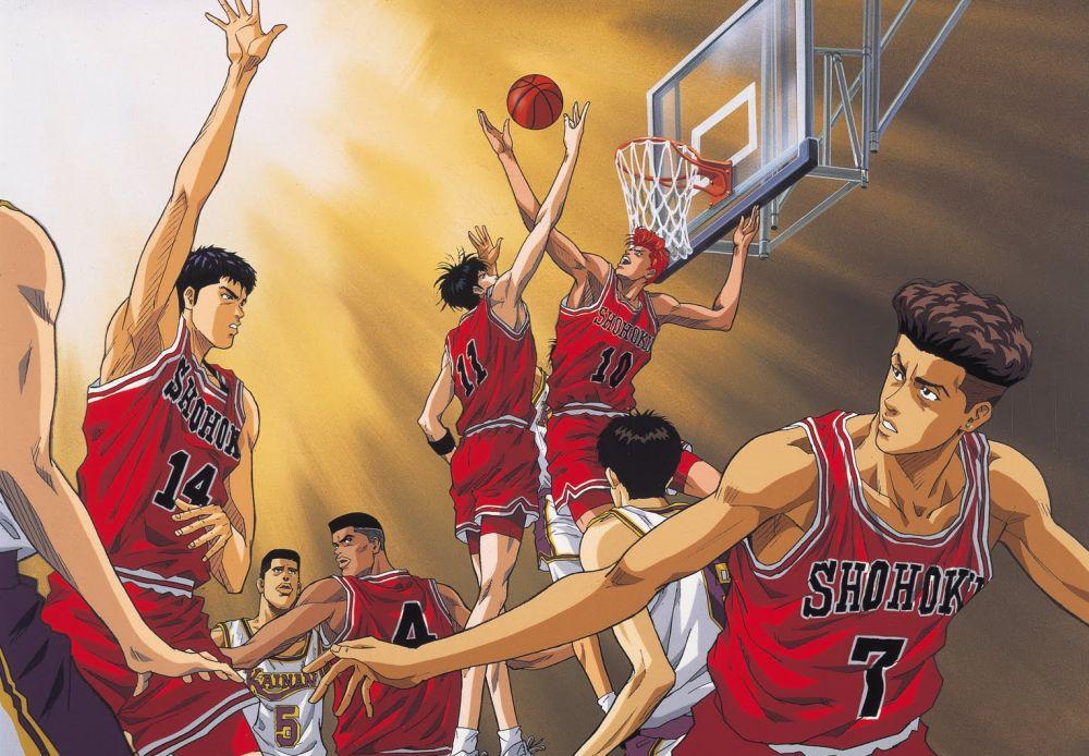Sudah Rilis, Ini Asyiknya MainGame Basket Slam Dunk