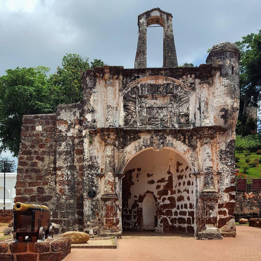 5 Tempat Wisata Sejarah di Malaysia yang Seru untuk Dikunjungi