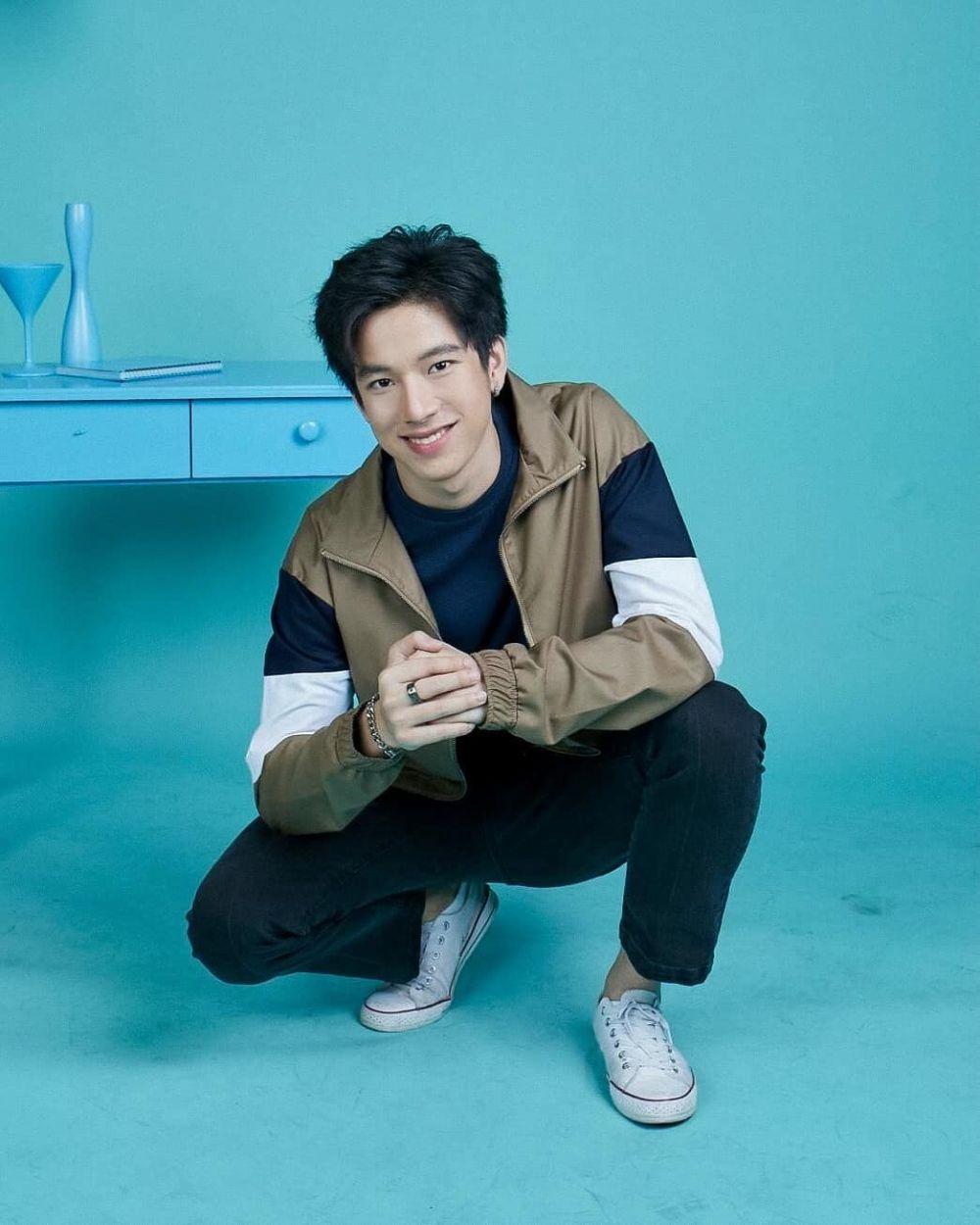 10 FaktaFrank Thanatsaran, Pemeran Phukong di Drama 'Still 2gether'