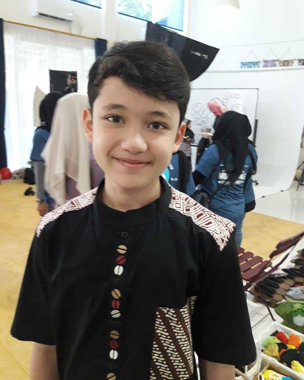 9 Potret Terkini Alwi Assegaf, Pemain Raden Kian Santang, Makin Manis!