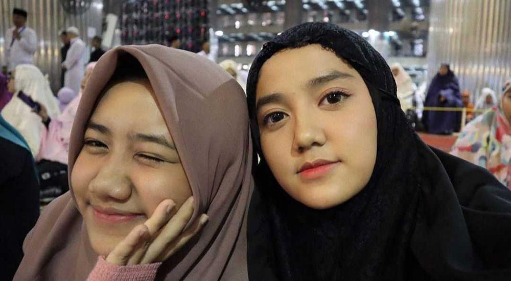 10 Adu Kekompakan Shirin-Darin Al Athrus dan Wirda-Qumii Mansur