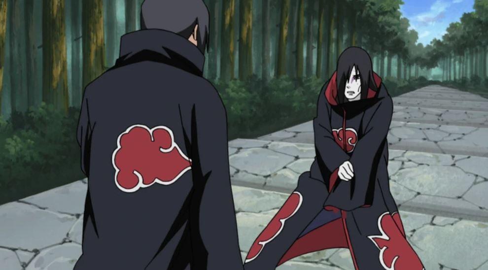 Ini 7 Ninja yang Pernah Kalahkan Anggota Sannin di Naruto
