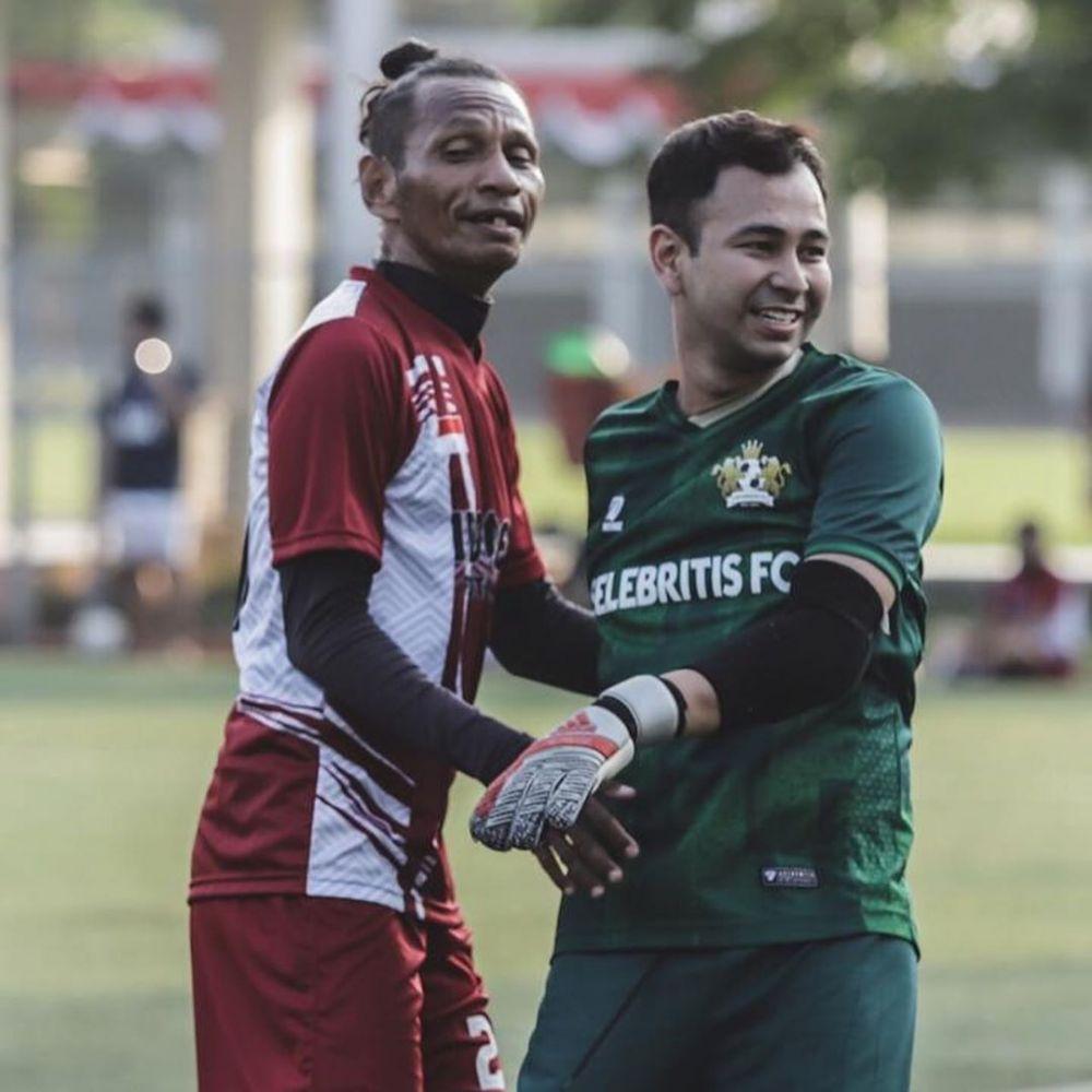 Sudah Beli Cilegon United, Raffi Ahmad akan Dirikan Sekolah Sepak Bola