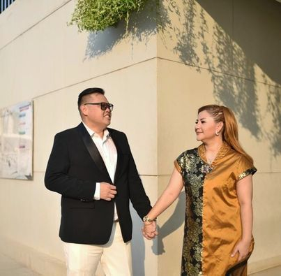 Meminang Seorang Pendeta, 5 Perjalanan Cinta Reza Bukan hingga Menikah