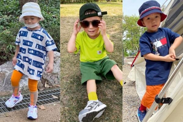 10 Gaya OOTD ala Hao dengan Topi, Anak Kang Gary yang Imut Maksimal