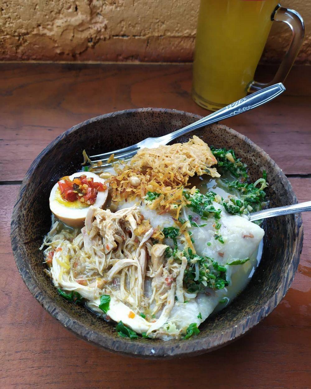 Mencicipi Gurihnya Entil Pupuan, Kuliner Khas Tabanan Bali