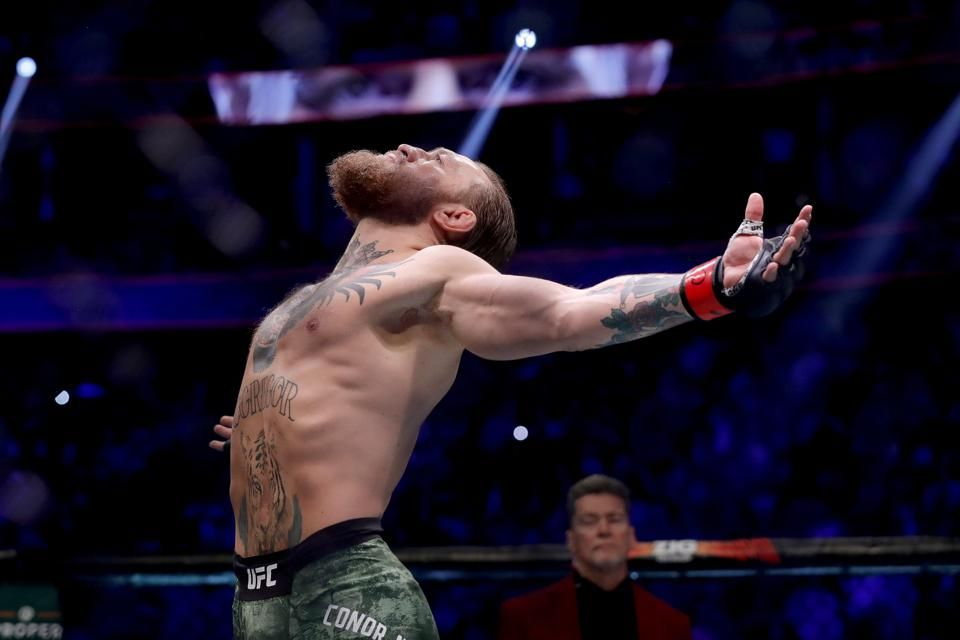 Kisruh European Super League, Conor McGregor Pansos Mau Beli MU