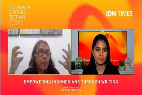 IWF 2020: 5 Poin Penting yang Harus Penulis Miliki ala Agus Noor