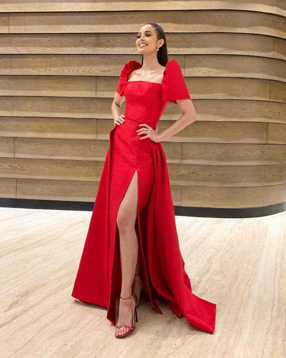 9 Potret Terkini Megan Lynne, Miss World 2013 yang Makin Glowing